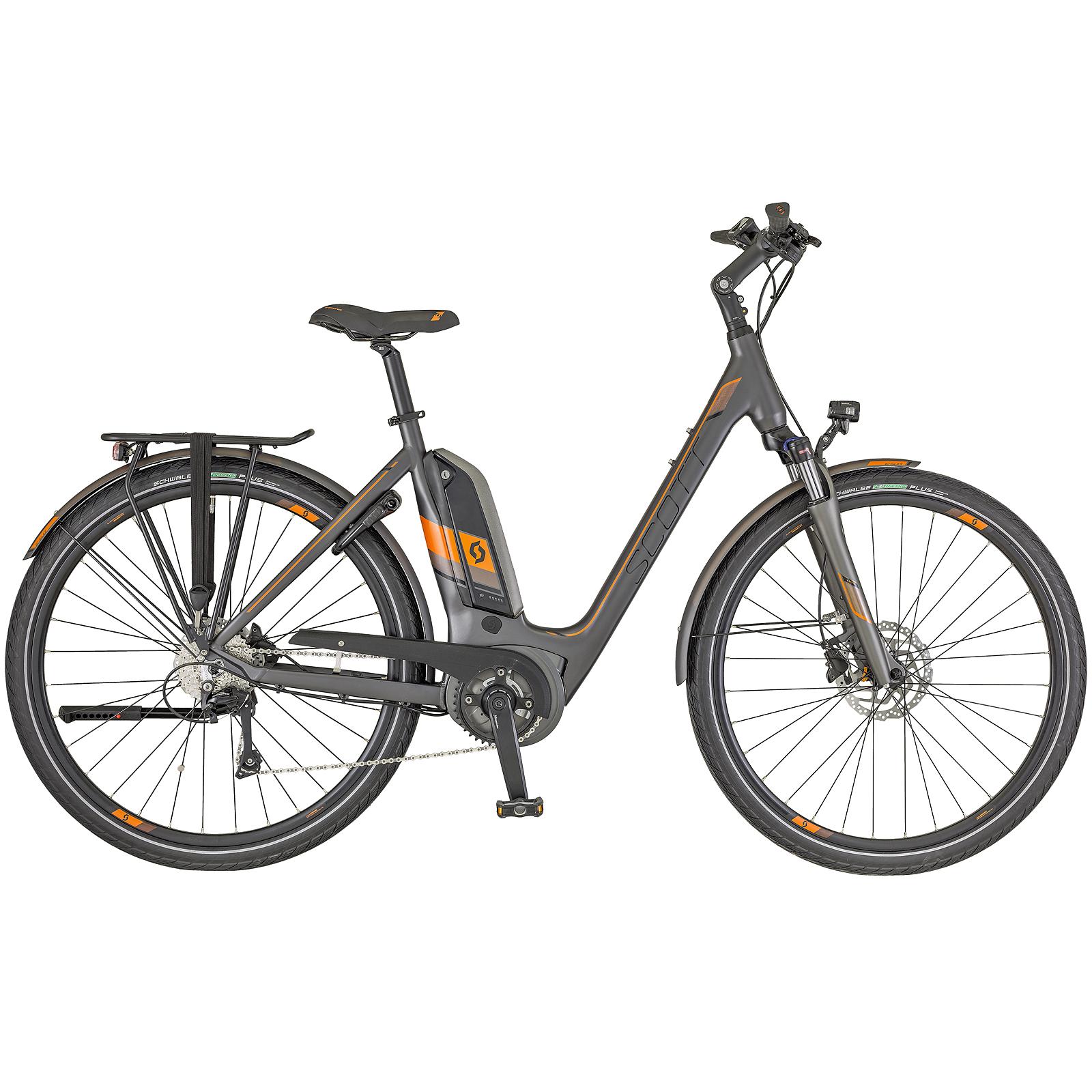 scott e sub tour unisex trekking pedelec e bike fahrrad. Black Bedroom Furniture Sets. Home Design Ideas