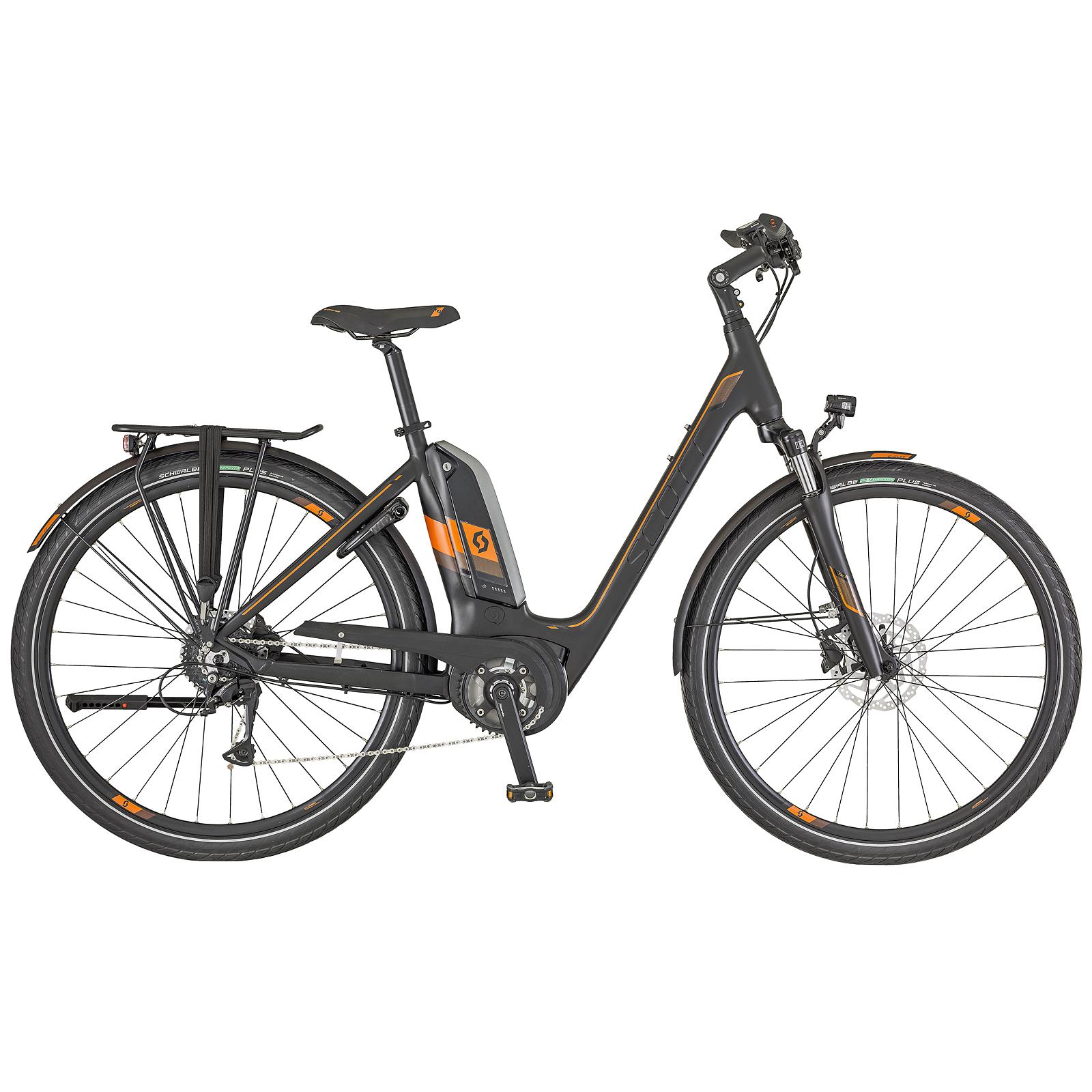 scott e sub active unisex trekking pedelec e bike fahrrad. Black Bedroom Furniture Sets. Home Design Ideas