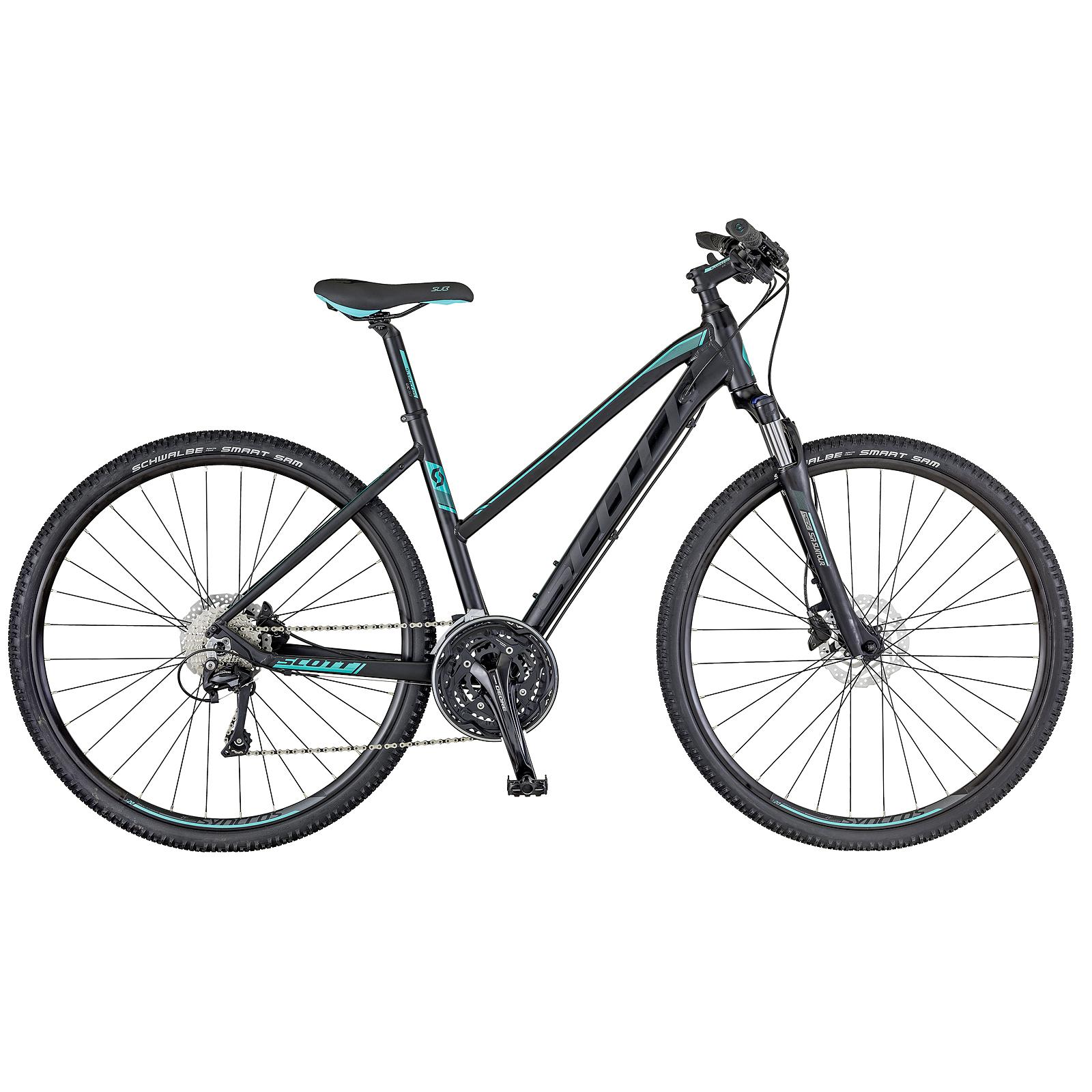 scott sub cross 20 damen trekking bike fahrrad grau. Black Bedroom Furniture Sets. Home Design Ideas