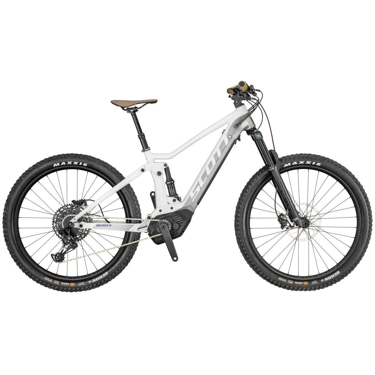 Scott Contessa Strike Eride 710 275 Damen Pedelec E Bike Mtb Weiß