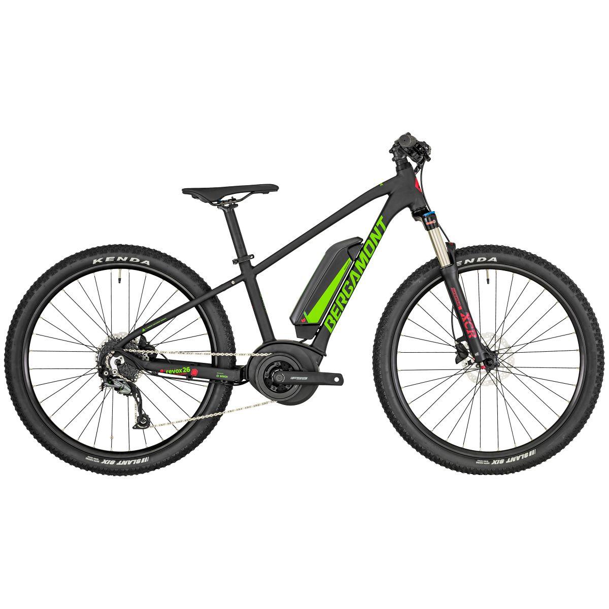 bergamont e revox 3 26 kinder pedelec elektro fahrrad gr. Black Bedroom Furniture Sets. Home Design Ideas