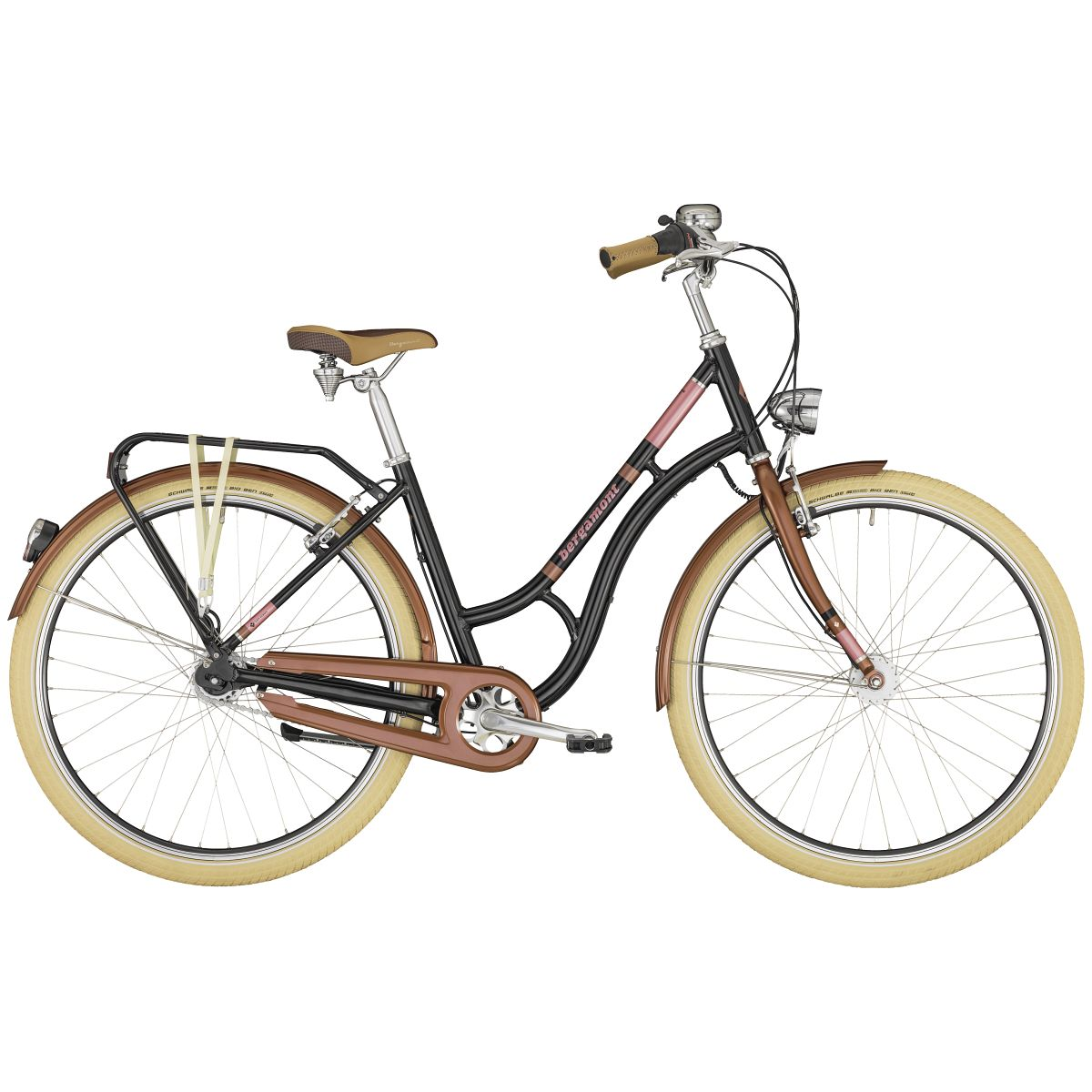 Rosa Fahrrad Damen