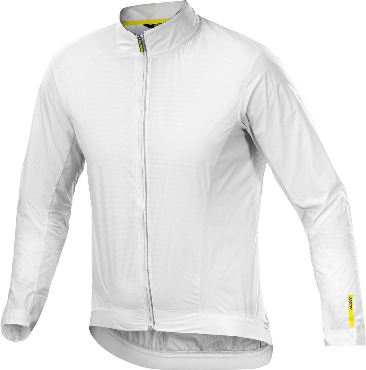 new style 2c791 4d462 Mavic Essential Fahrrad Windjacke weiß 2020