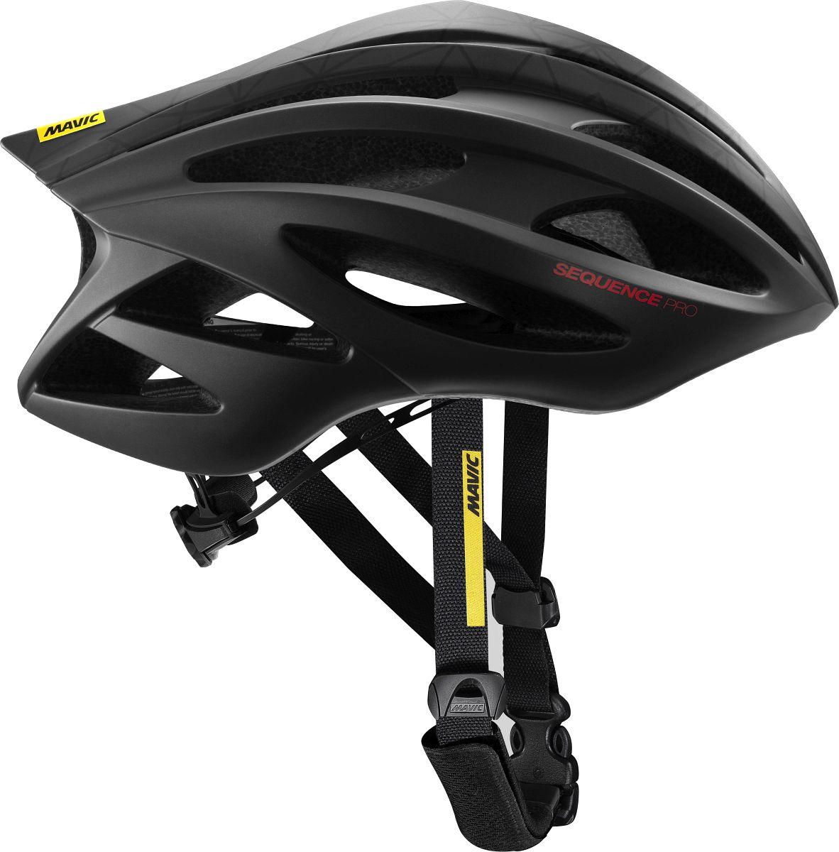 Radsport Mavic Sequence Pro Damen Rennrad Fahrrad Helm schwarz 2019 Helme & Protektoren