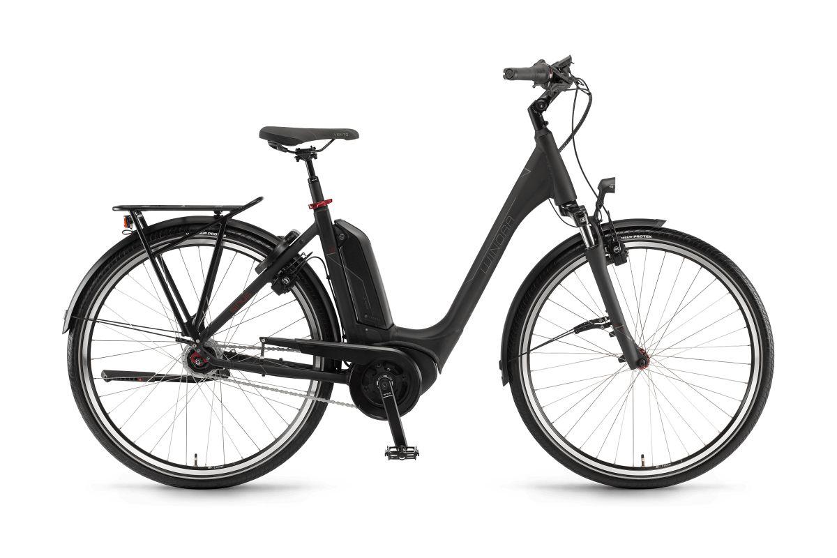 winora tria n8f 500 pedelec e bike trekking fahrrad. Black Bedroom Furniture Sets. Home Design Ideas