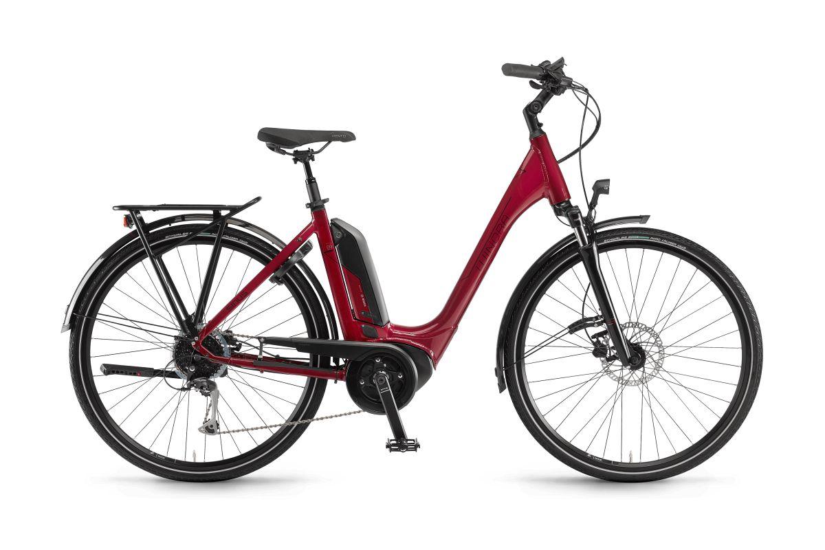 winora tria 9 500 26 39 39 unisex pedelec e bike trekking. Black Bedroom Furniture Sets. Home Design Ideas
