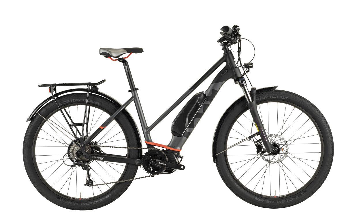 husqvarna gran tourer gt2 damen pedelec e bike trekking. Black Bedroom Furniture Sets. Home Design Ideas