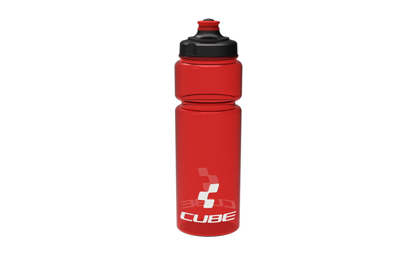 cube icon fahrrad trinkflasche liter rot von top. Black Bedroom Furniture Sets. Home Design Ideas