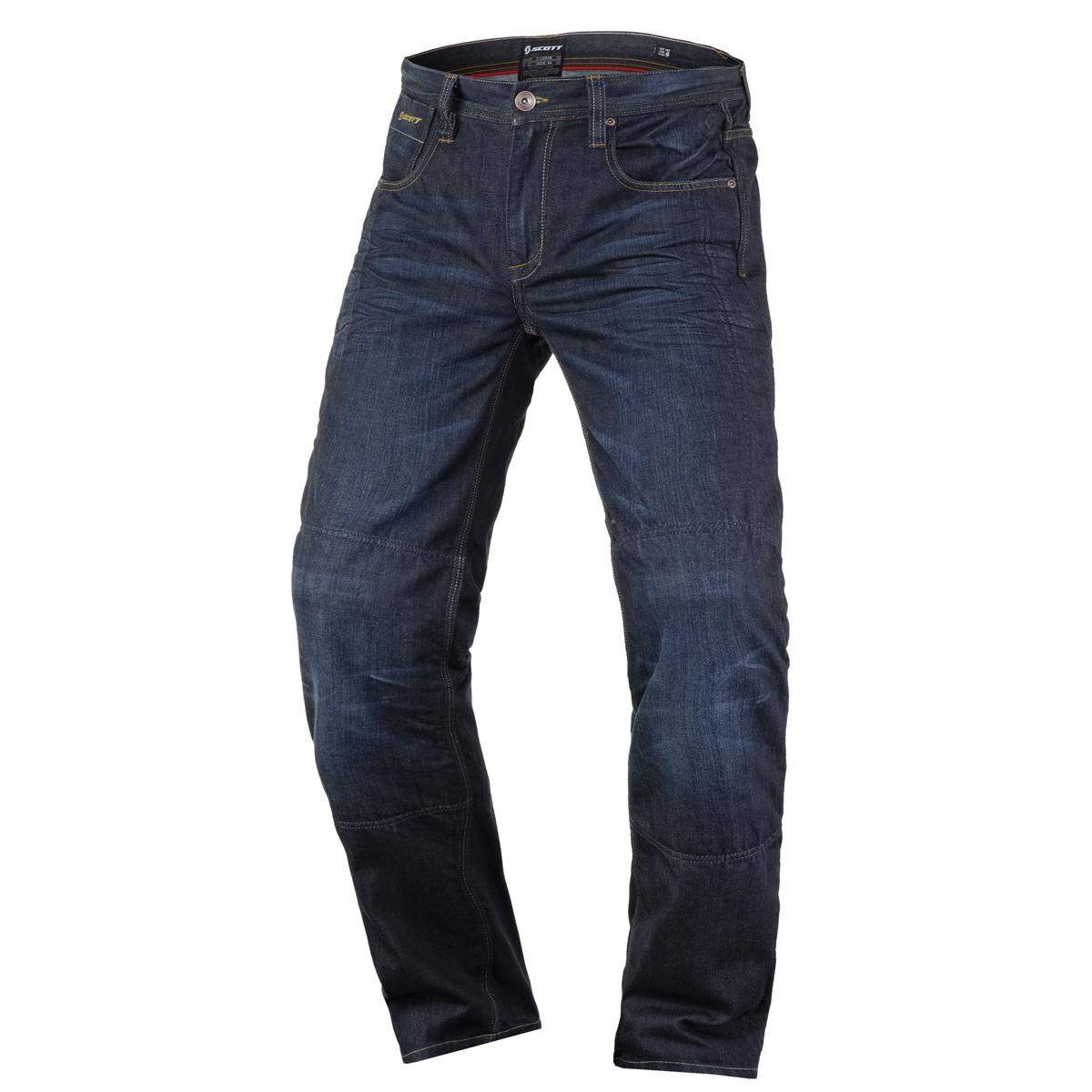 scott denim motorrad jeans hose blau 2019 von top marken. Black Bedroom Furniture Sets. Home Design Ideas