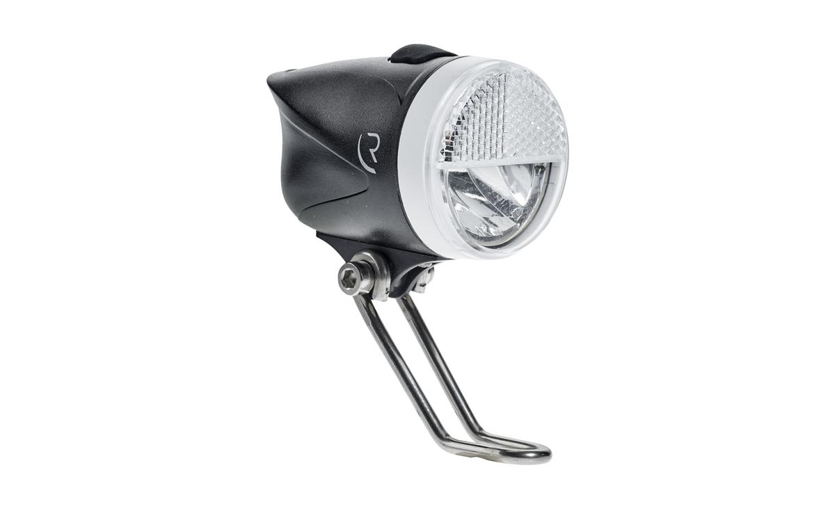 rfr tour 40 led lampe vorne schwarz wei von top marken online kaufen we cycle. Black Bedroom Furniture Sets. Home Design Ideas
