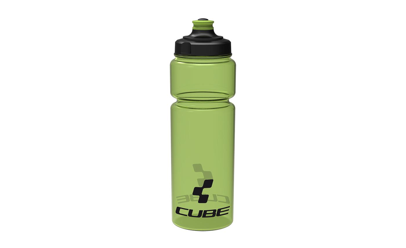 cube icon fahrrad trinkflasche liter gr n von top. Black Bedroom Furniture Sets. Home Design Ideas
