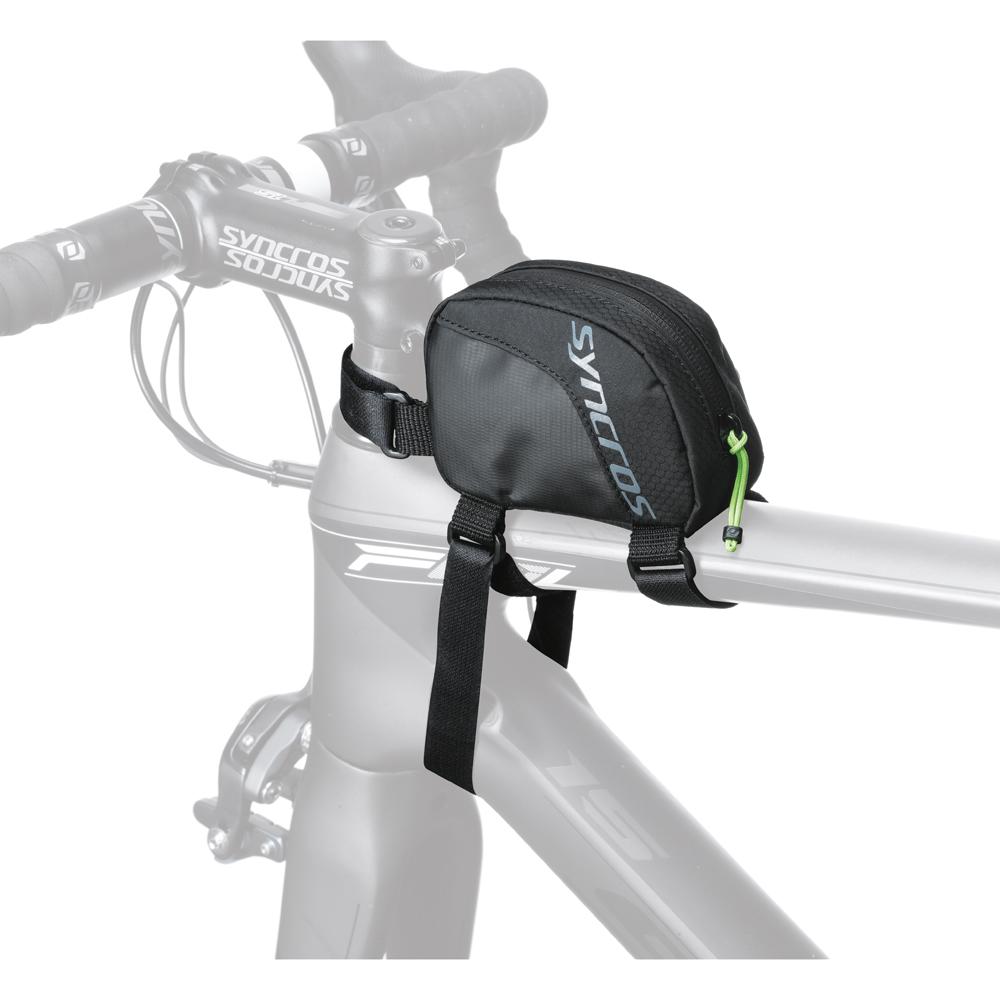 Syncros Digital Fahrrad Rahmentasche schwarz/grau | von Top Marken ...