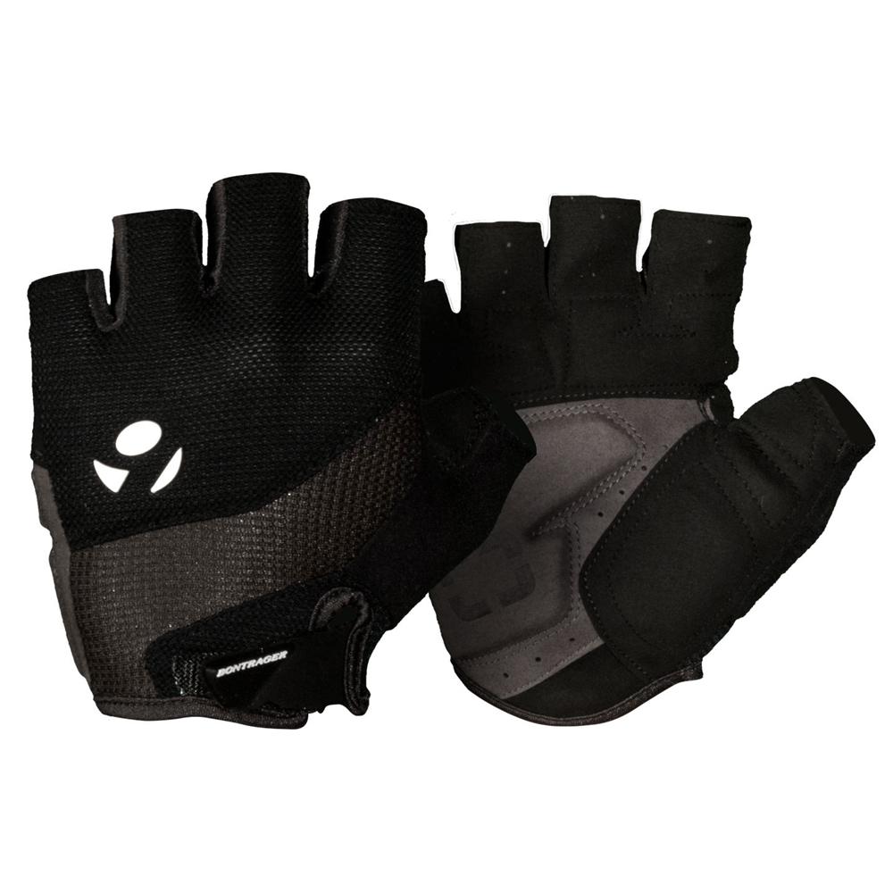 bontrager solstice fahrrad handschuhe kurz schwarz 2016. Black Bedroom Furniture Sets. Home Design Ideas