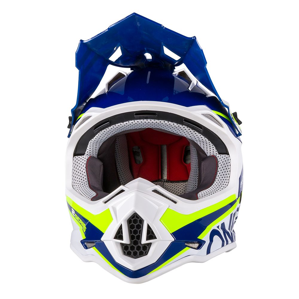 o 39 neal 2 series spyde rl motocross enduro mtb helm blau. Black Bedroom Furniture Sets. Home Design Ideas