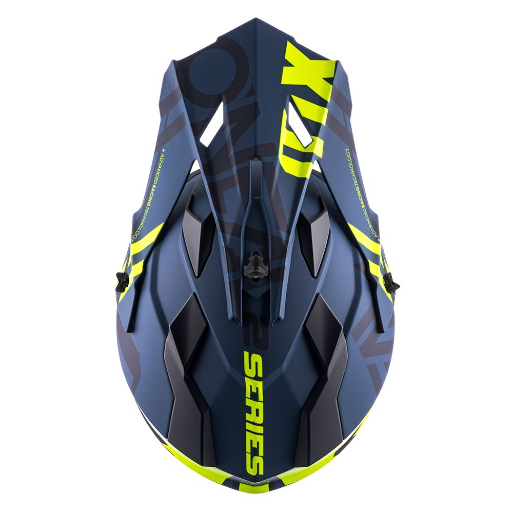 o 39 neal 2 series rl spyde motocross enduro mtb helm blau. Black Bedroom Furniture Sets. Home Design Ideas