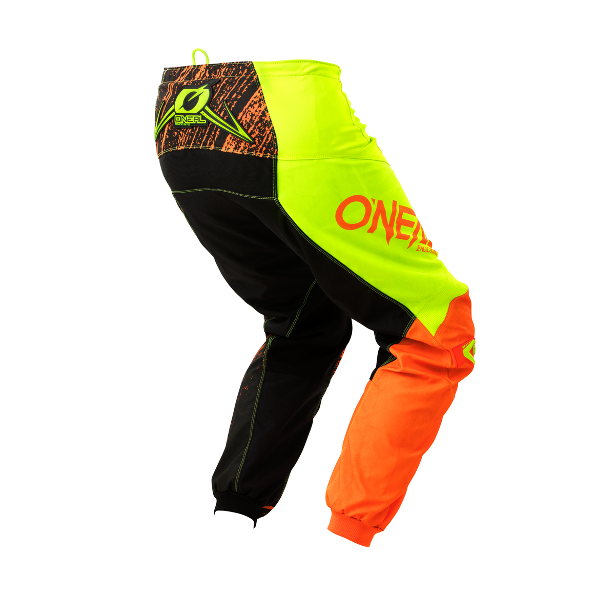 56 Gr/ö/ße Oneal Element Burnout MX DH MTB Pant Hose lang schwarz//orange//gelb 2018 Oneal 40