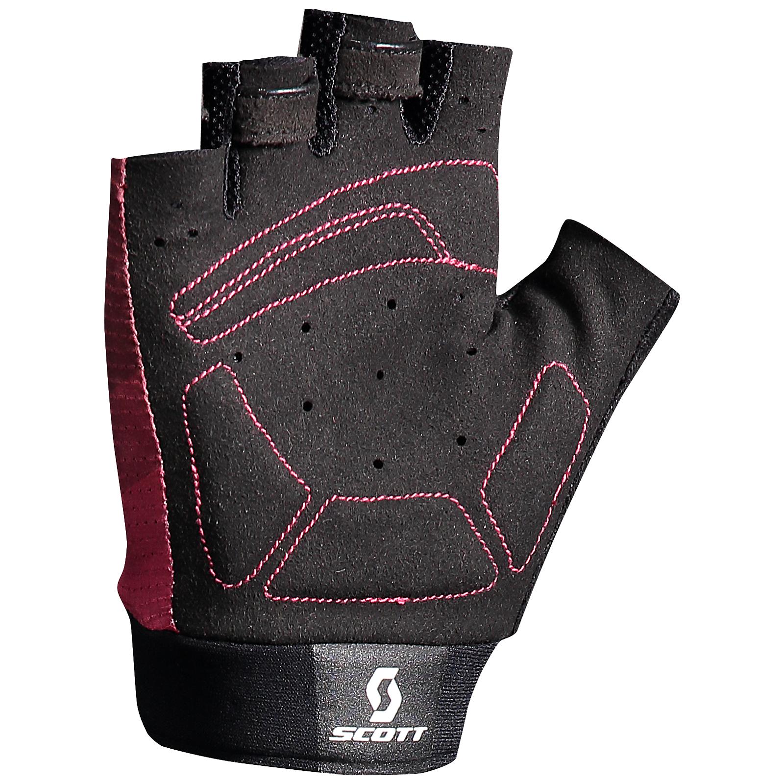 scott essential damen fahrrad handschuhe kurz pink 2018. Black Bedroom Furniture Sets. Home Design Ideas