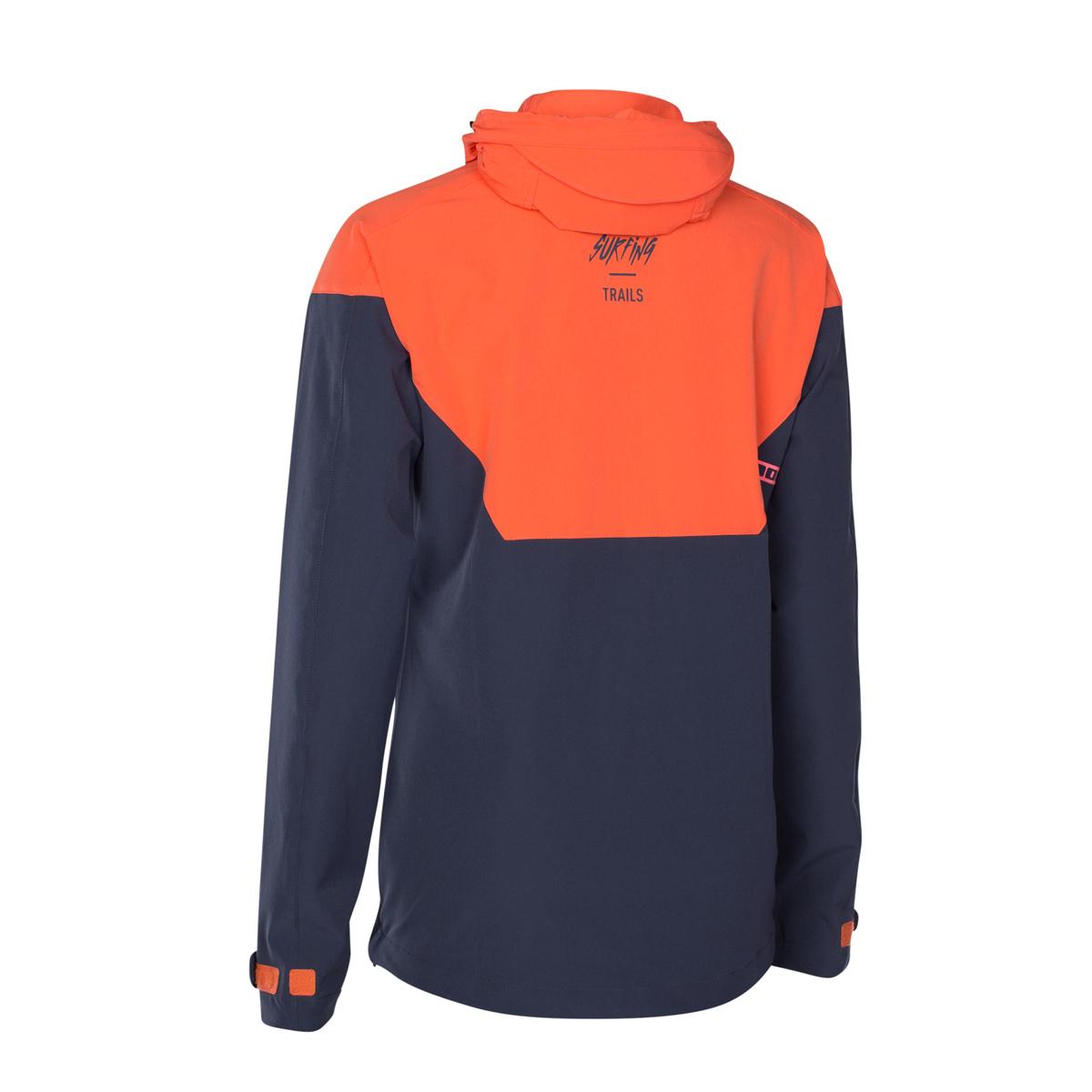 Ion 2018 Fahrrad Shelter Softshell Orangeblau Damen Jacke XTOZPkiu