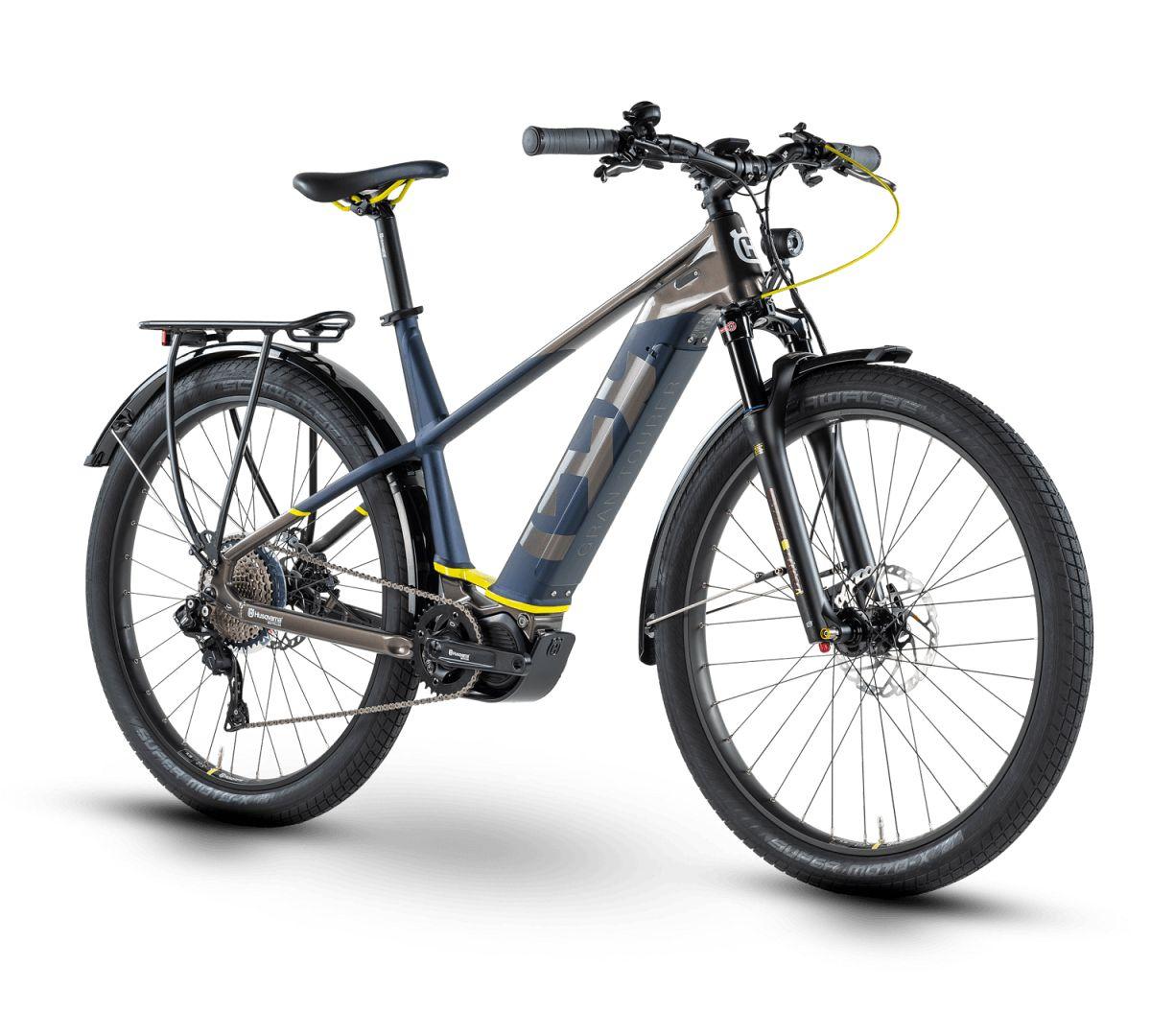 husqvarna gran tourer gt6 pedelec e bike trekking fahrrad. Black Bedroom Furniture Sets. Home Design Ideas