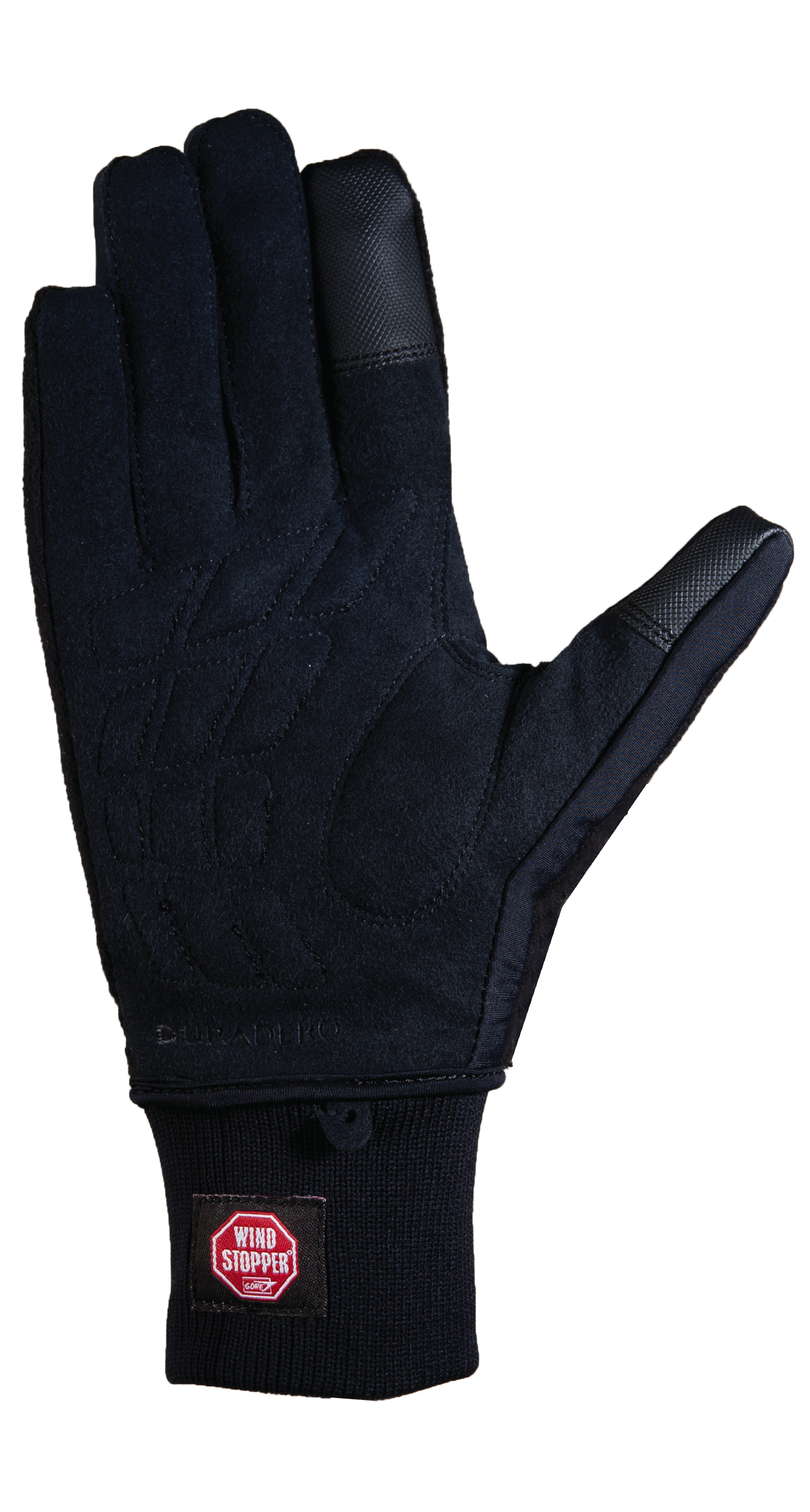 103102bc9a3b54 Roeckl Rosario Jr Kinder Winter Fahrrad Handschuhe lang schwarz/rot ...